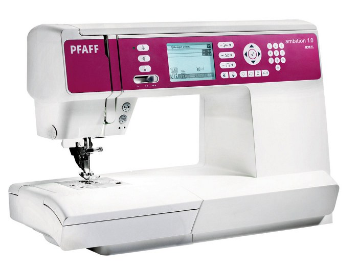 Pfaff Ambition 1.0 Elettronica